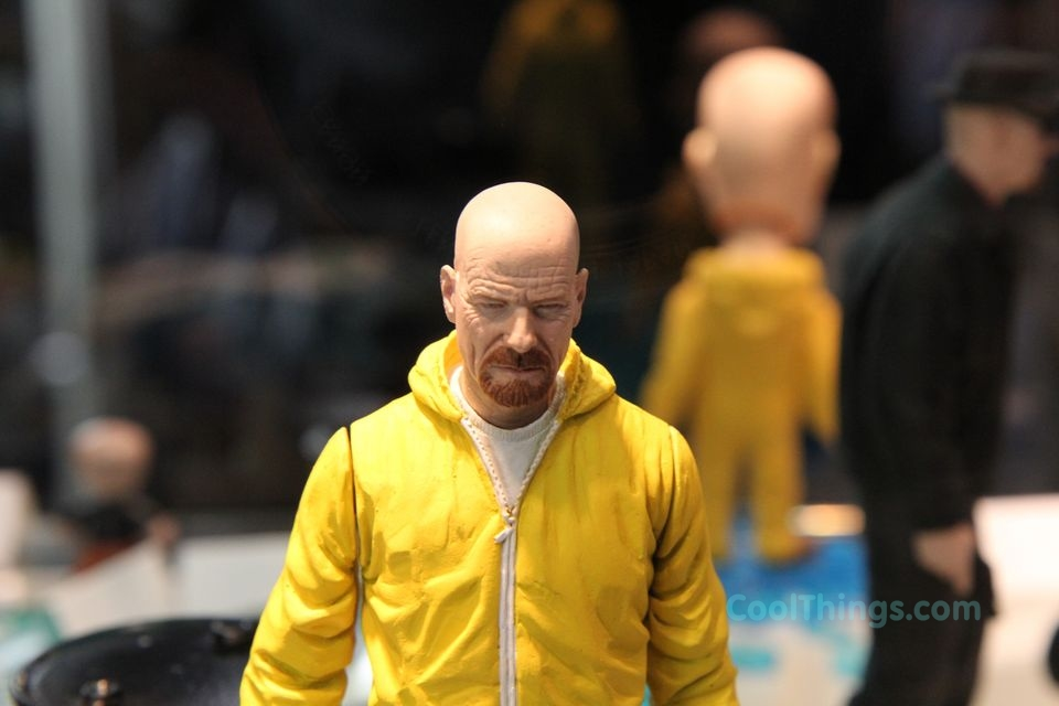 Walter White And Jesse Pinkman Action Figures Merchandise