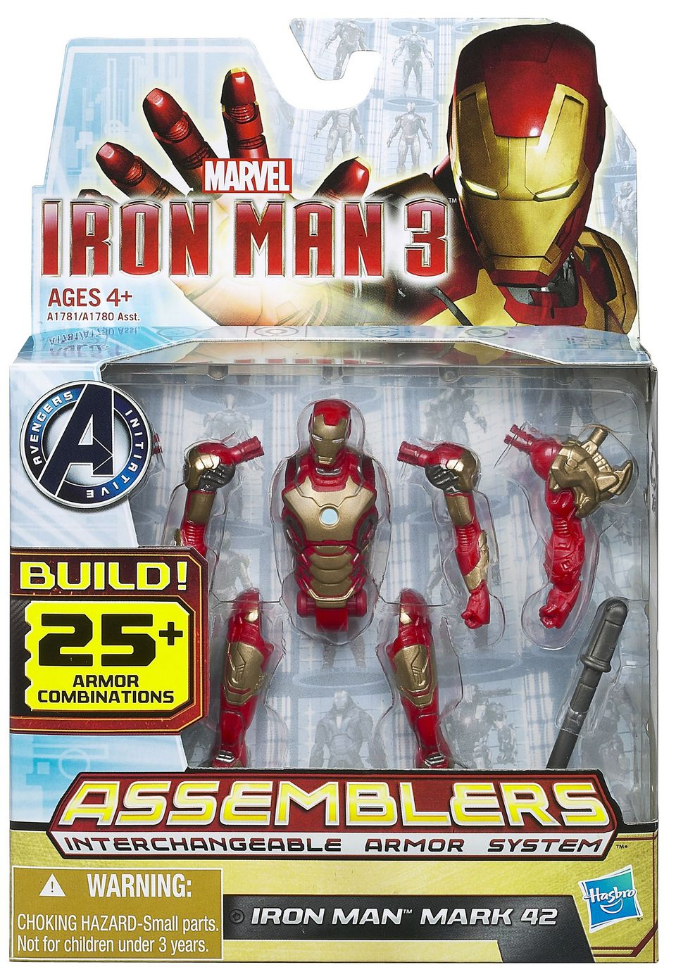 Exclusive Scoop – Hasbro Marvel Iron Man 3 Action Figures ...