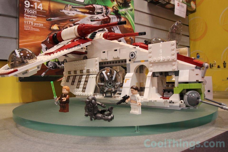 Lego Star Wars Republic Gunship 75021 Lego-republic-gunship-75021-6