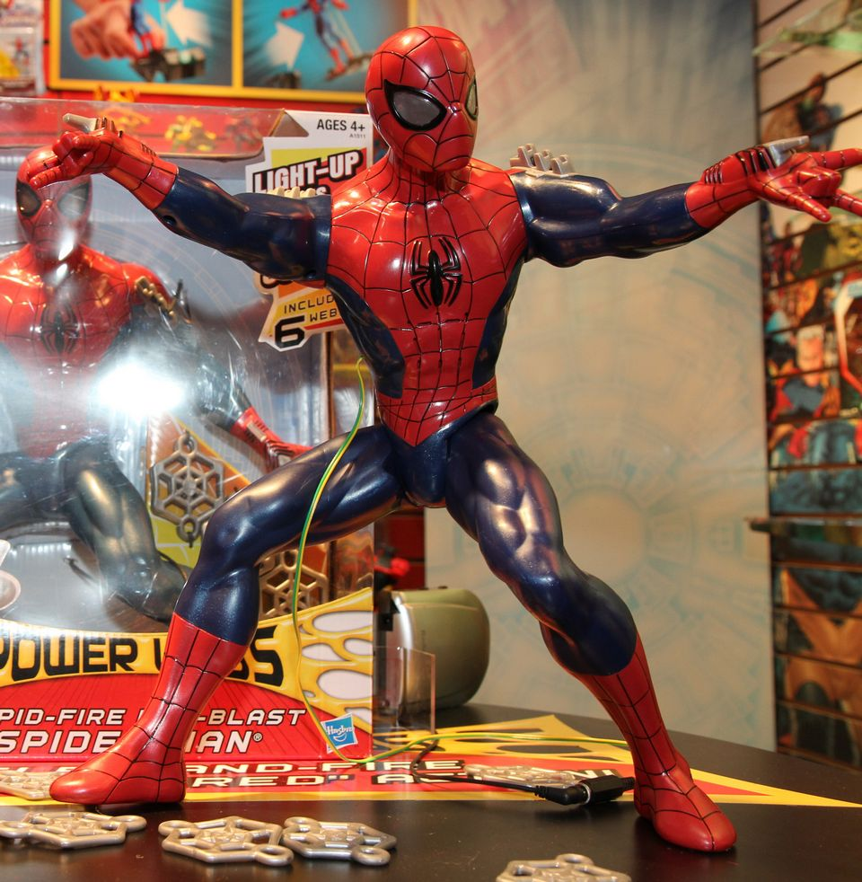 Spider Man Toys : New ultimate spider man toys for