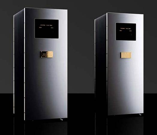Goldmund Telos 5000 Monster Amplifier At A Monster Price