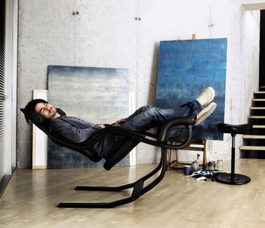 Gravity Two Recliner Chair Levitation Made Comfortable