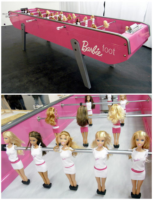 barbiefoosball