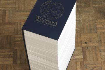 wikipediathebook