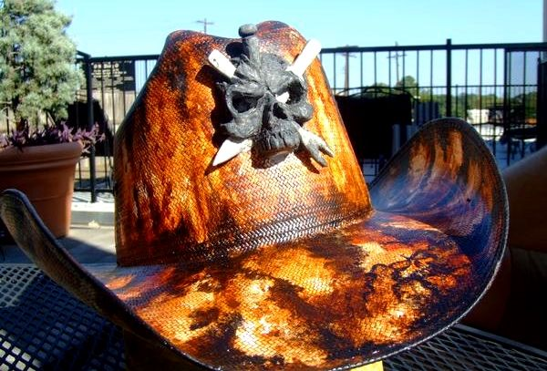 Lids Custom Hats >> HellBilly Delux: Cowboys Can Wear Fancy Hats Too