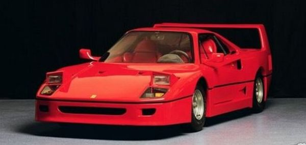 Ferrari F40 For Sale >> A One-Off, Kid-Sized 1992 Ferrari F40 Goes On Sale