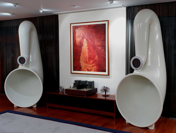 I Think The Two Speakers May Be Sufficient If They Are Such)