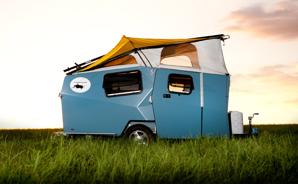 Cricket Trailer A Camper For Compact Travelers