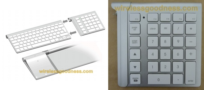 how to move keypad down on ipad