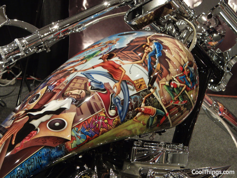 Awesome Motorcycle Paint Jobs Motorcycle Paint Jobs