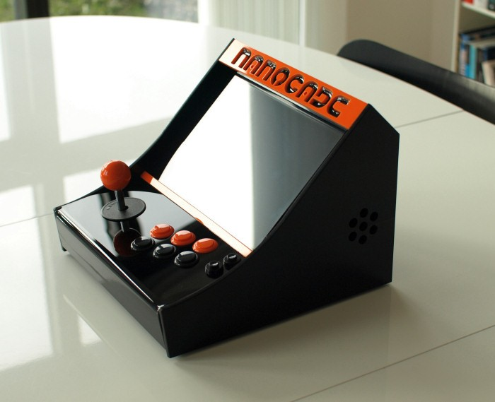 Nanocade Turns Your Netbook Into A Tabletop Arcade Cabinet