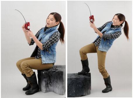 Virtual master real an augmented reality fishing simulator for Virtual reality fishing