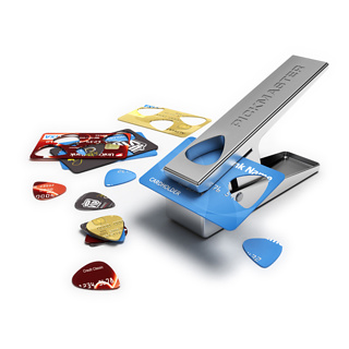 Pickmaster Plectrum Punch For Making Your Own Guitar Picks