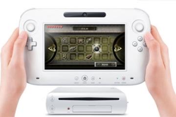 Nintendo wii u for Wii u tablet controller