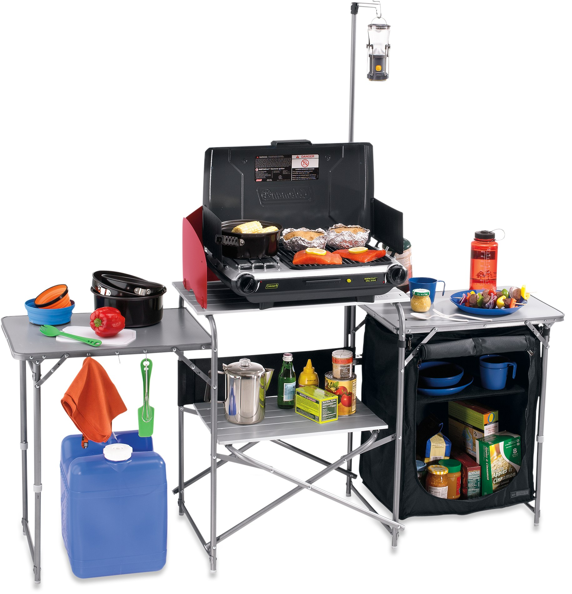 Coleman Camp Kitchen Work Table