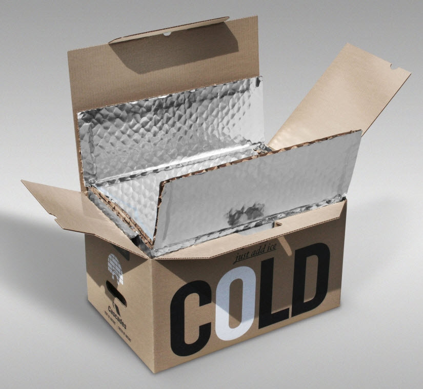 Charge Air Cooler Ice Box : Cascades thermafresh hides a fully functional cooler box