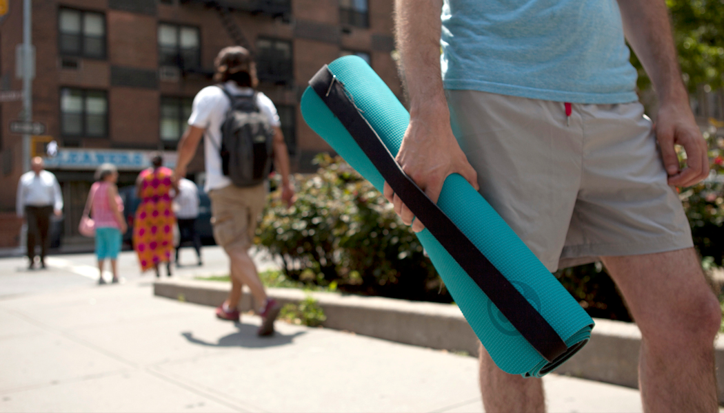 Core Will Turn Your Yoga Mat Into A Bag