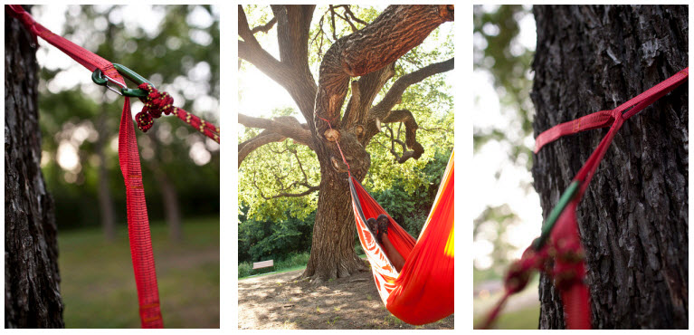 Kammok Roo Is A Camping Hammock Designed For Quick Setup