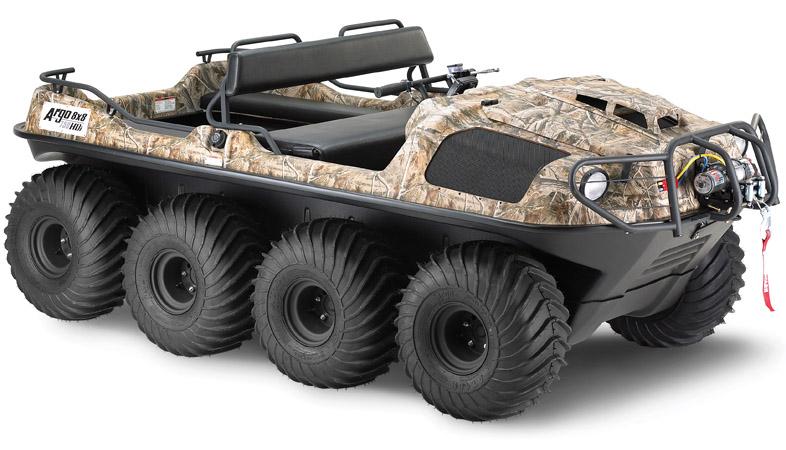 Argo Truck Bed