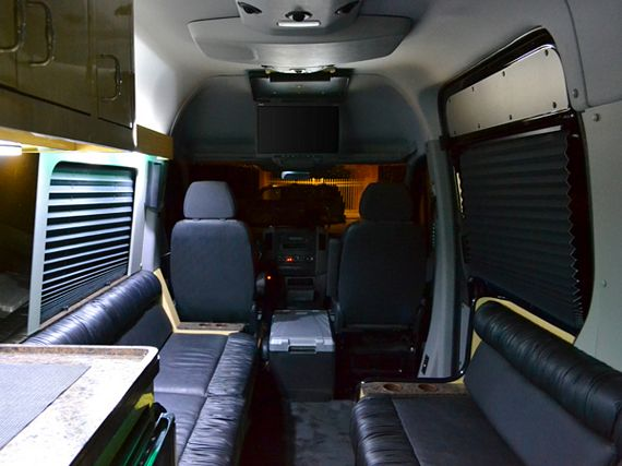 Rock It Ships Is A Rental Tour Bus For Musicians Bud