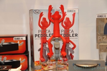 Fred Pizza Peddler Rolling Cutter