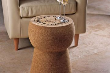 Kegstool Makes A Comfy Bar Stool Out Of Empty Beer Kegs