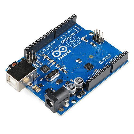 Starter arduino kit comes with a list of cool parts and