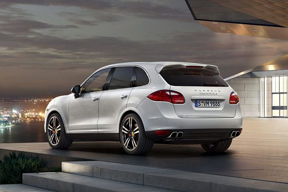 porsche cayenne turbo s announced. Black Bedroom Furniture Sets. Home Design Ideas