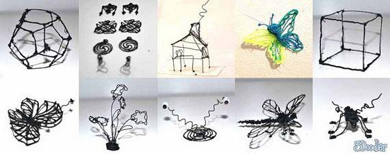 3doodler is a 3d printing pen. Black Bedroom Furniture Sets. Home Design Ideas