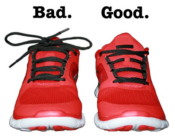 How To Tie Laces On Basketball Shoes