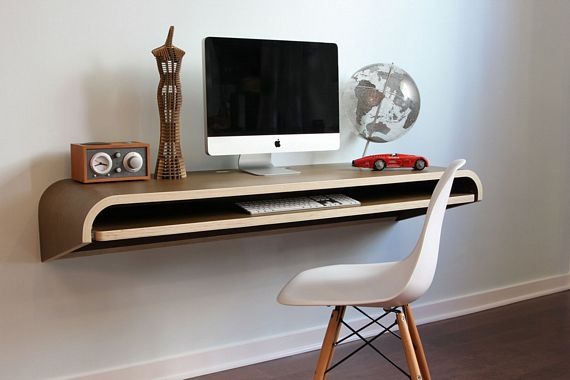 floating wall desk 1