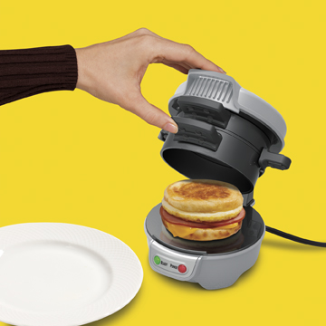 hamilton breakfast machine