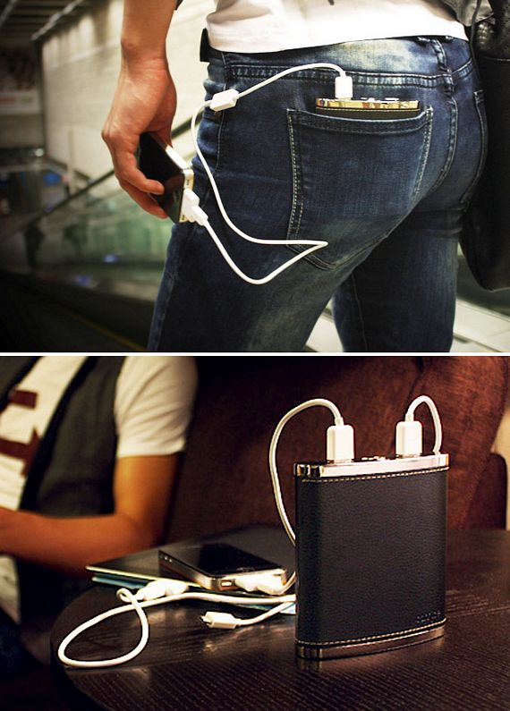 Pocket Juice Portable Power For Smartphones And More