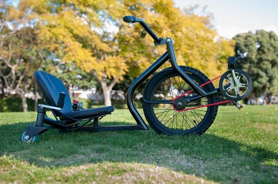 Recumbent Trikes For Adults in a Tiny Recumbent Trike