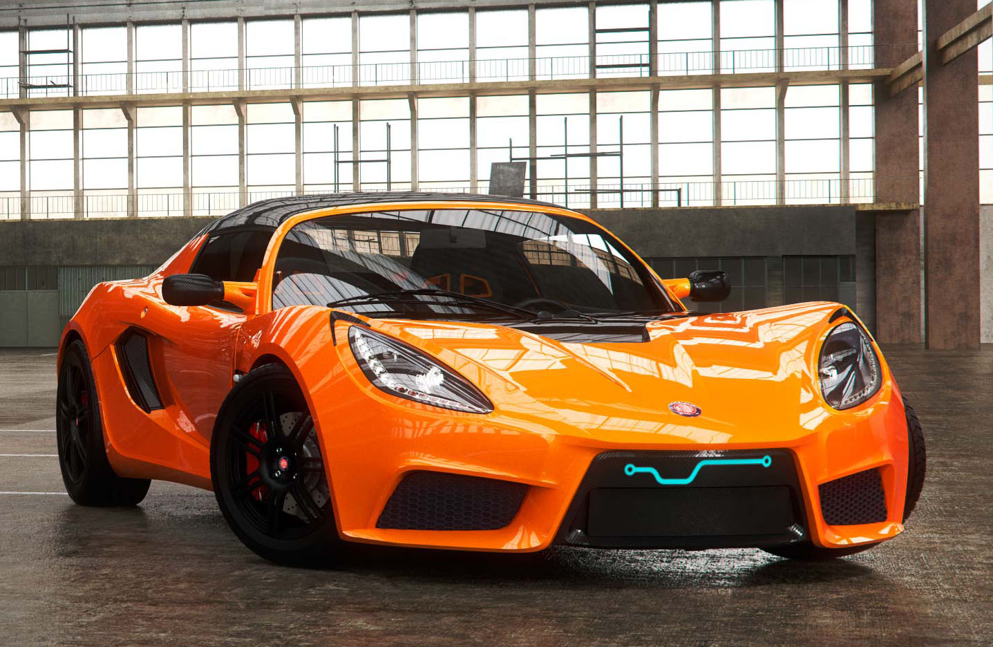Detroit Electric Sp 01 Wants To Eat Your Tesla Roadster