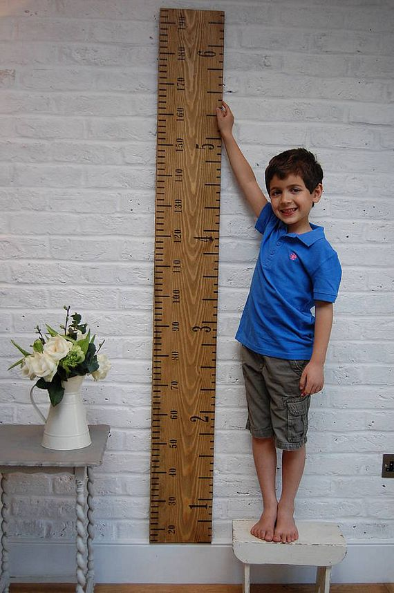 Kids Rule Is The Giant Wooden Ruler Of My Childhood Fantasies