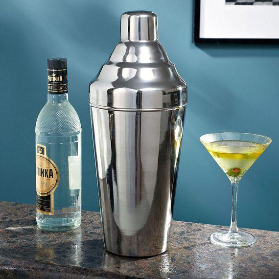 sasquatch cocktail shaker can serve ten in one go. Black Bedroom Furniture Sets. Home Design Ideas