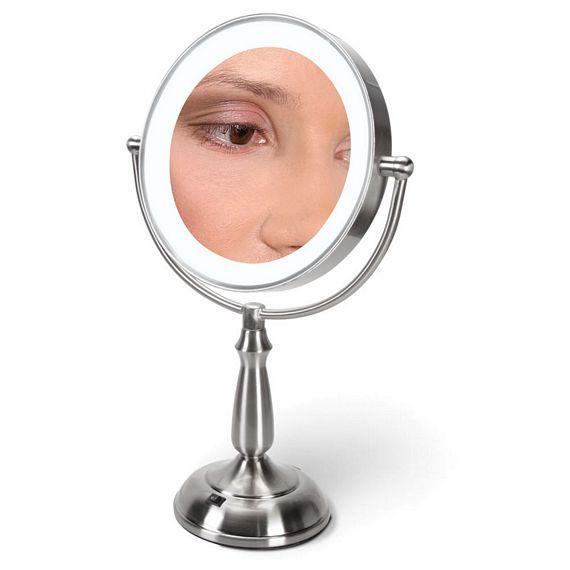 12x Magnification Vanity Mirror