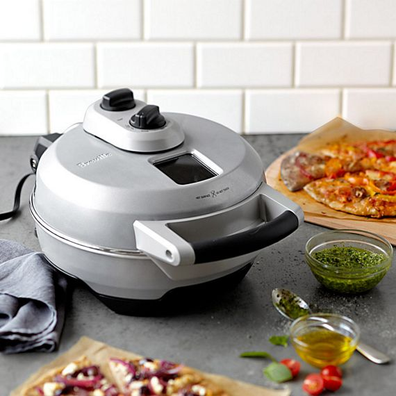 Countertop Pizza Oven For Home Use : you love oven style pizzas but don t actually own a proper oven in ...