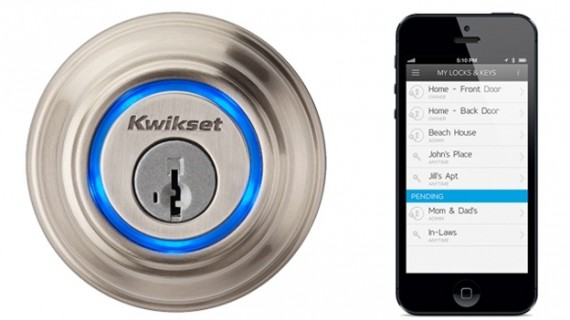 Kevo Bluetooth Enabled Deadbolt Lock Opens With Just A Touch