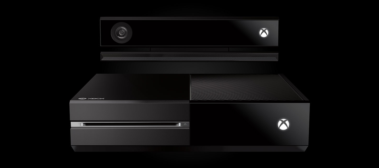 Microsoft Xbox One Gaming Console Details