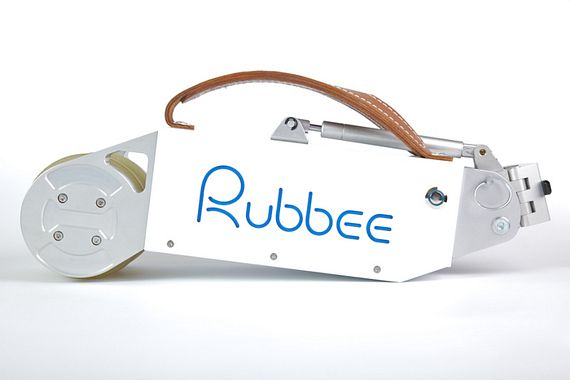 Rubbee Turns Your Bicycle Into An Electric Bike In Seconds