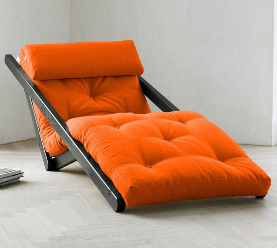Figo chaise lounge adults can have cool futons too for Fun chairs for adults