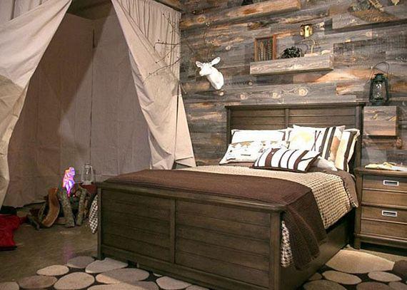 stikwood turns boring walls into fancy wooden walls. Black Bedroom Furniture Sets. Home Design Ideas