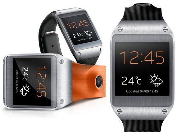 Samsung Galaxy Gear: Samsung's Smartwatch Is Here