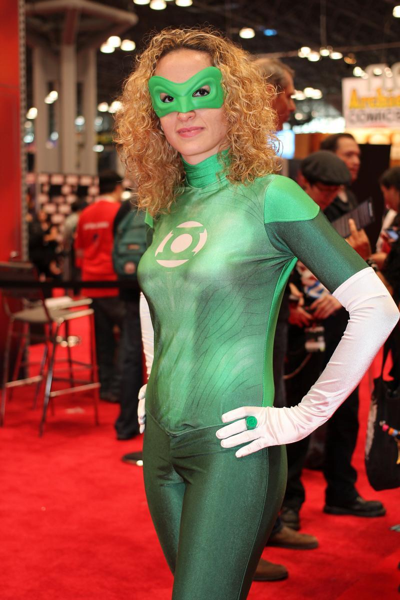 Best green lantern cosplay
