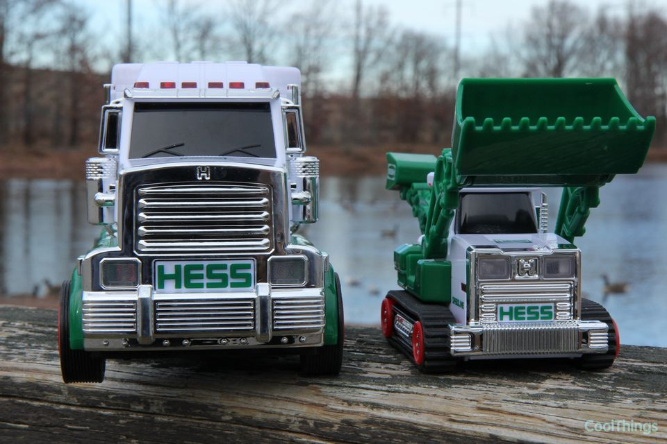 2013 hess truck  u0026 tractor pictures