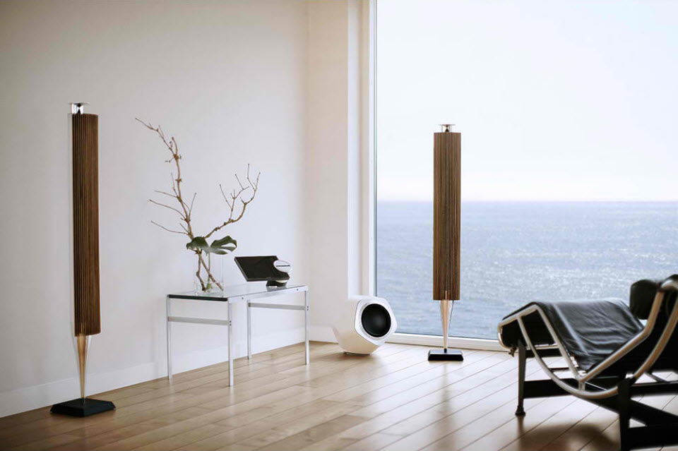 bang and olufsen beolab 18 brings wisa hi fi audio in style. Black Bedroom Furniture Sets. Home Design Ideas