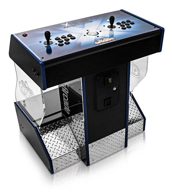 X Arcade Arcade2tv Pedestal The Only Arcade Cabinet You Ll Ever Need