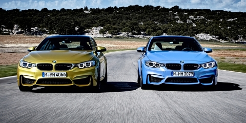 2015-BMW-M3-Sedan-and-M4-Coupe-1
